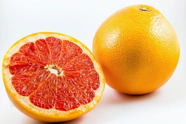 Calories in Grapefruit