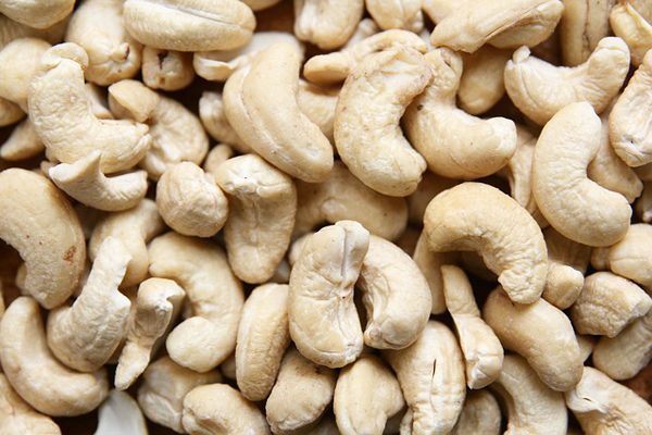 Nutritional Value of Cashews