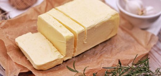 Nutritional Value of Butter