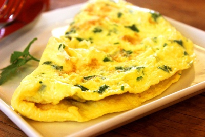 Calories in Omelet