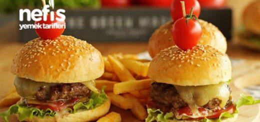 Calories in Hamburger