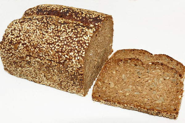 Calories in Whole Wheat Bread