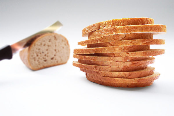 Nutritional value of Bread