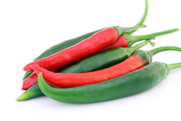 Calories in Pepper