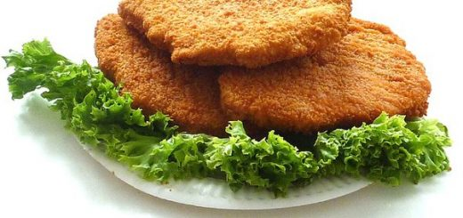 Chicken Schnitzel Calories