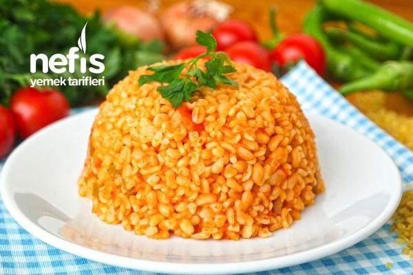 Calories in Bulgur Rice