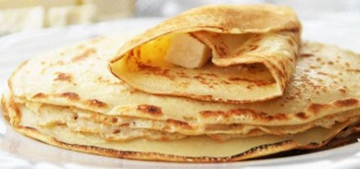 Calories in Pancakes