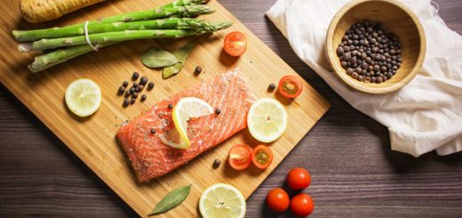 Marinate Salmon