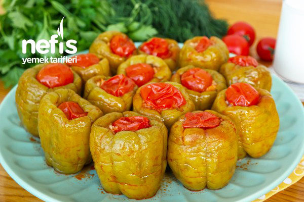 Calories in Stuffed Peppers