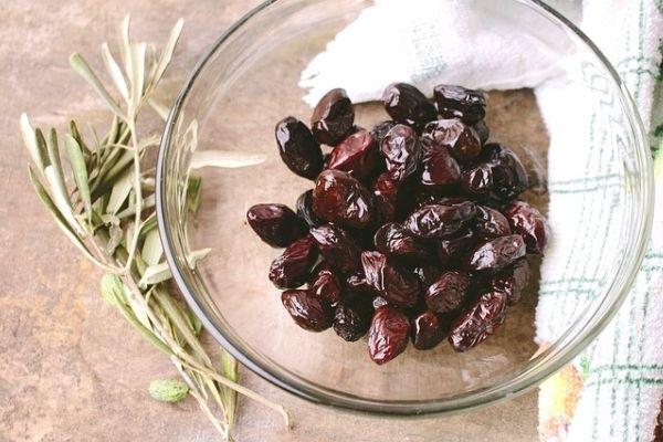 Olive Nutritional Value
