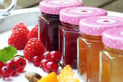 Calories in Jam