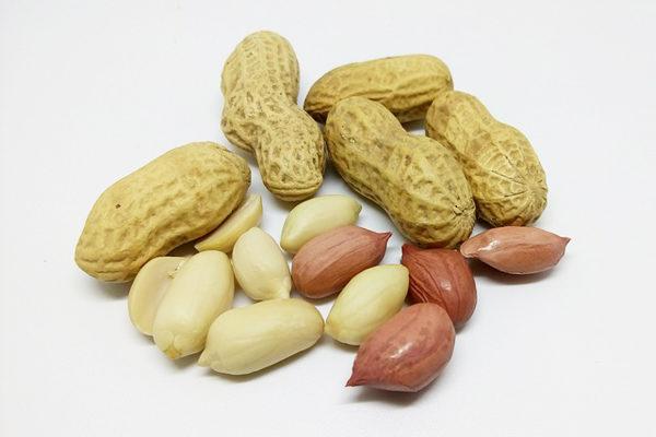 Calories in Peanuts