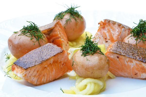 Nutritional Value of Salmon