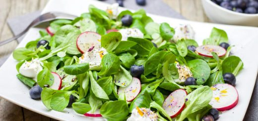 Calories in Salad