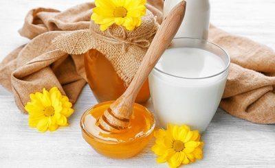 Honey Milk