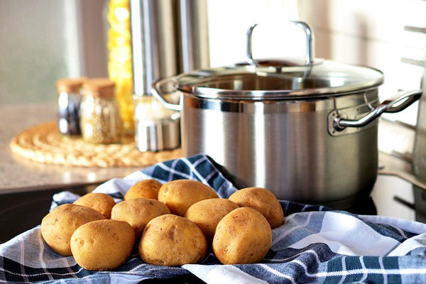 How Many Minutes Potatoes Are Boiled