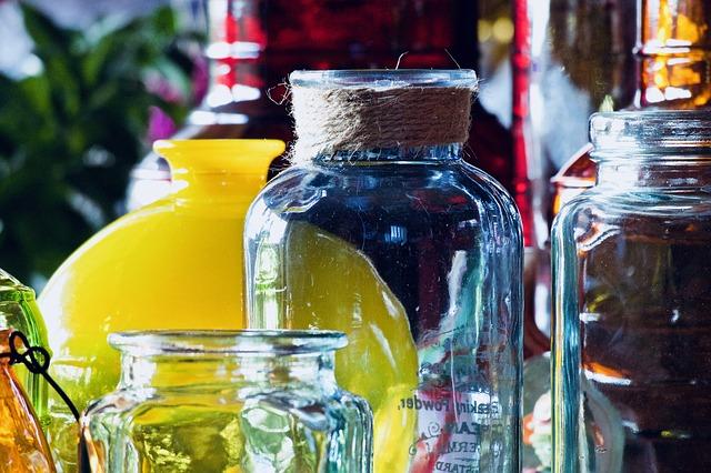 Bottled and Jarred Packaged Goods